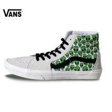 0932495fa517ce Vans SK8-HI Douane Originele Skateboarden Schoenen Outdoor Classic voor  Vrouwen VN0A96G1R1B 35-39