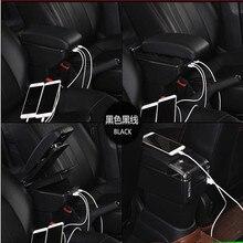 Per Suzuki Ignis box bracciolo centrale casella dei contenuti Negozio di prodotti interni vano Portaoggetti del Bracciolo auto-styling accessori parte