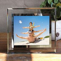 The New 2015 Crystal Photo Frame Wedding Certificate Photo Frame