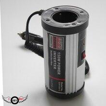 Новое поступление Мощность Инвертор адаптер конвертер я Key купить Автомобильные путешествия инверторы USB 5 В, DC 12 В к AC 220 В Авто Конвертеры