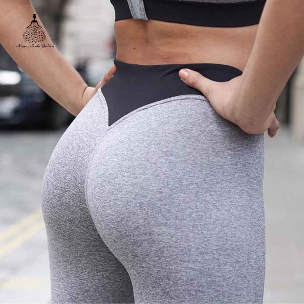 Leggings For Health Push Up Leggings Exercise Summer season Trousers Sporting Pants Feminine Clothes Excessive Waist Legging Femme 2019 New