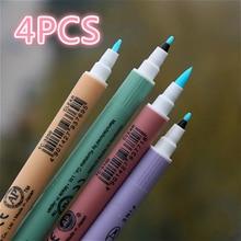 Emboss poeder lijm pen, rubber stempel, zwakke lijm pen, dubbele kop reliëf pen, voor convex poeder, Embossing poeder bedrukt