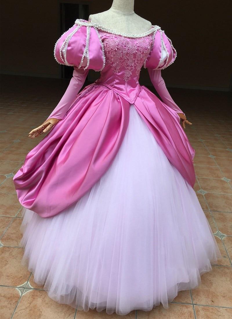 картинка розового платья золушки пожеланием