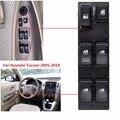 Electric Power Fenster Master Control Schalter 93570 2E000 Für 2008 Hyundai Tucson 2 0 L 2 4 L 2 7 L l4 V6 OE #935702E000-in Auto-Schalter & Relais aus Kraftfahrzeuge und Motorräder bei