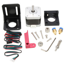 42 Stepper Motor All Metal Long Distance Extruder Remote Bowden Feeder Parts for 1.75mm for 3D Printer