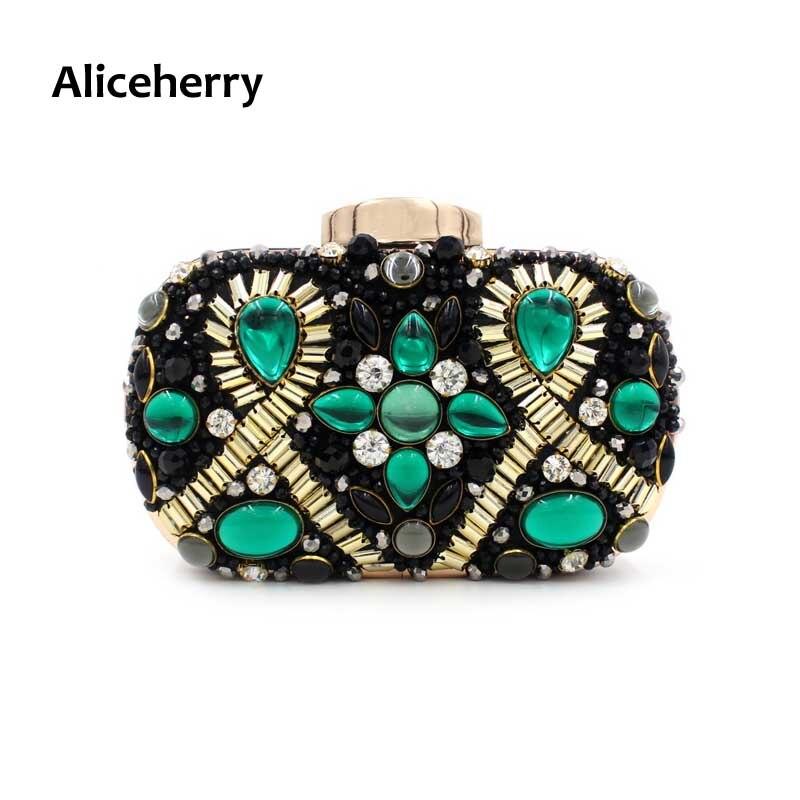 Aliceherry luxury handbags women bags designer diamond dinner bag Ladies chain beaded wedding party bag female bolsas clutches кабель антенный hama h 83190 coax m coax f 1 5m