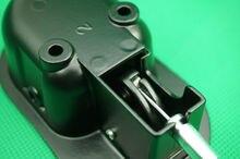 Металла Recliner ручка рычаг триггера замена Гостиная Кресло SideLever Стул и Кабель
