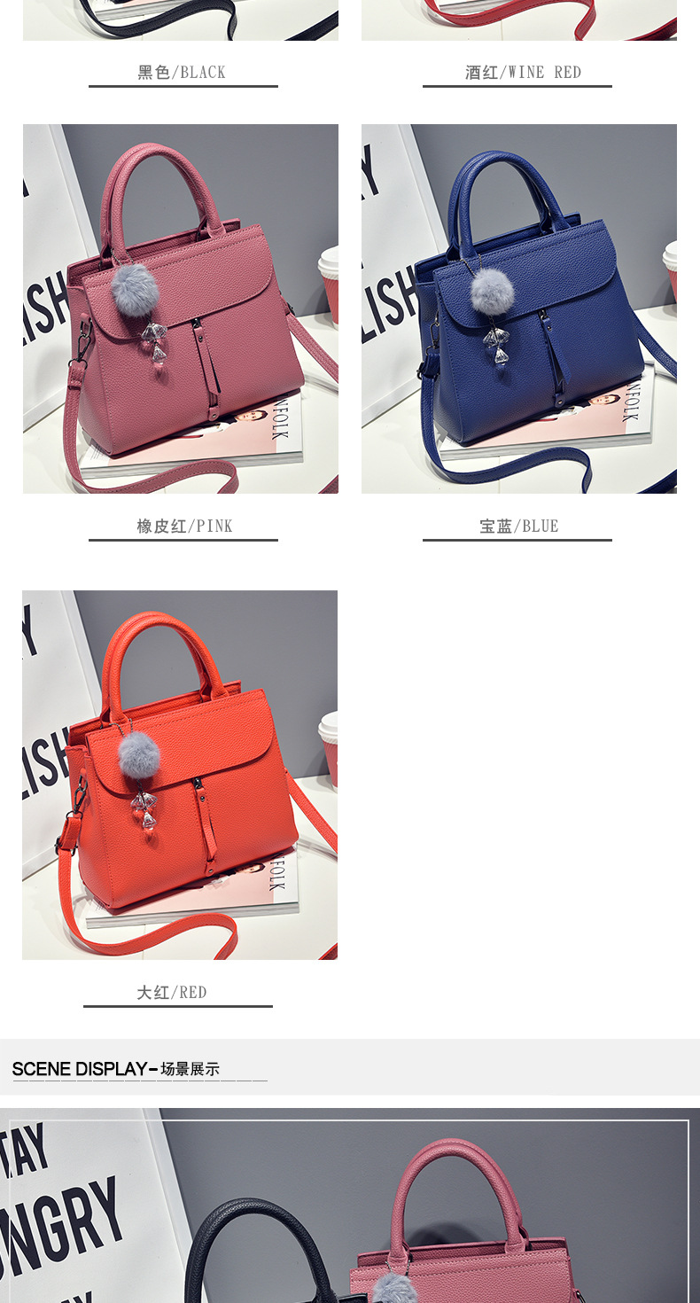 8 Women s New Korean Women S Models Of Sweet Pants Stereotypes Female Messenger Bag Shoulder Bag