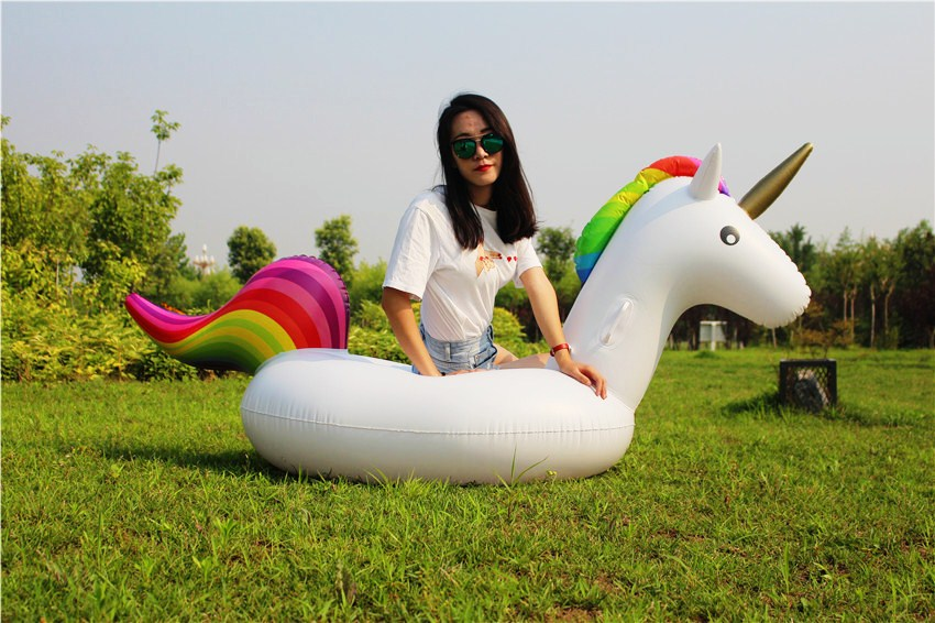unicorn inflatable float (7)