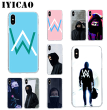 IYICAO Alan Walker Hard Case Cover Shell for iPhone 4 4s 5 5s Se 6 7 7plus 8 8Plus X XS MAX XR 6s Plus 11 pro max govenar alan art for life page 7