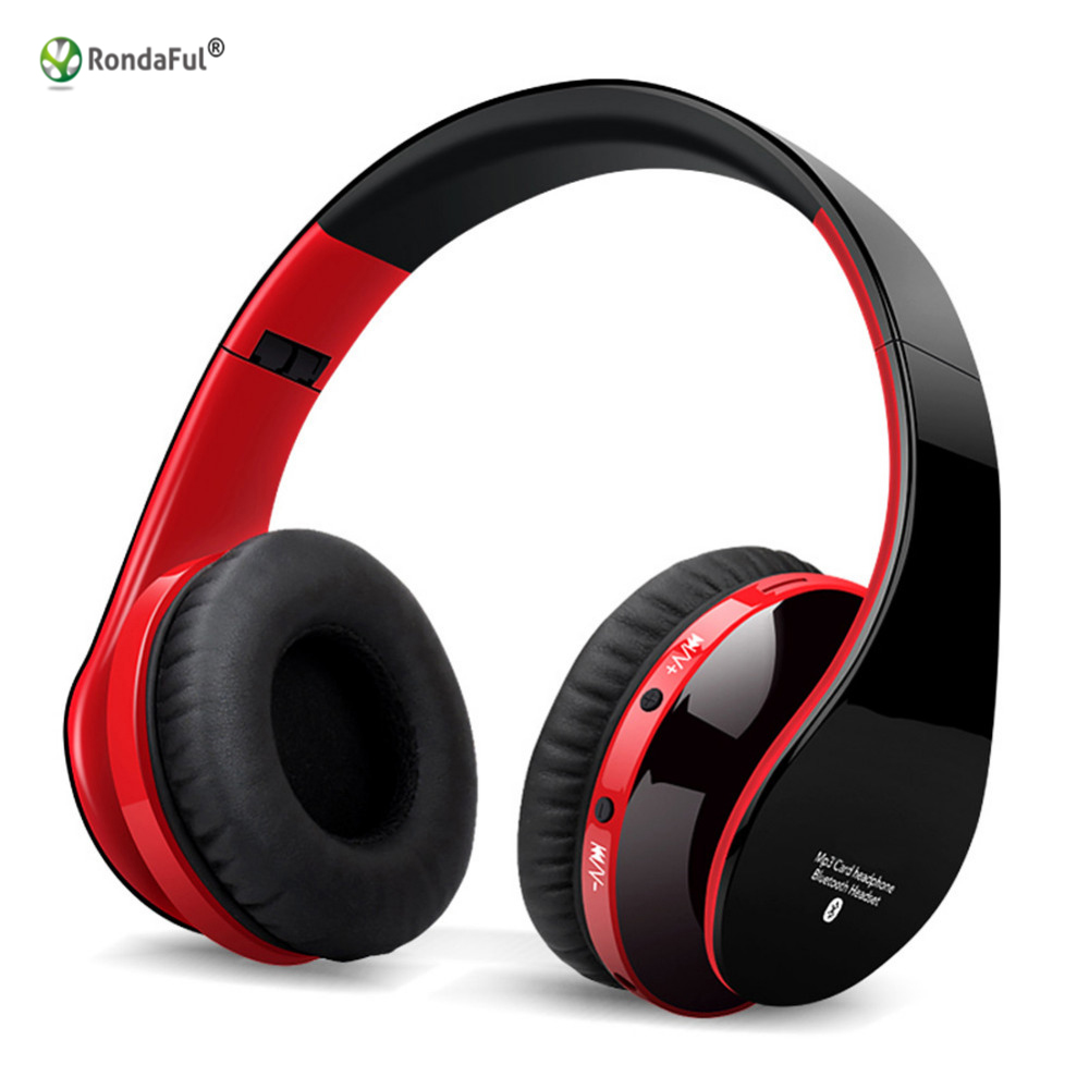 Headset Bluetooth Music Headset Foldable Wireless Stereo Mini Sports Headset Bluetooth Headset Gaming Headphones Noise Canceling qcy q26 pro mini wireless bluetooth music headset