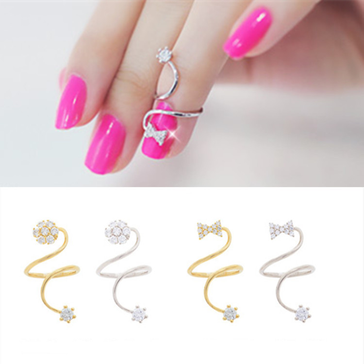 rings spiral jewellery gold ring indian wm