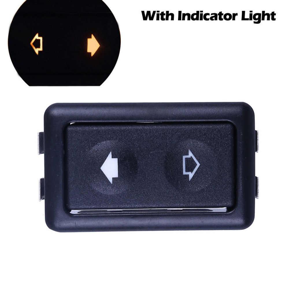 Автомобиль электронный переключатель авто 5 Pin мощность Мастер Окно переключатель для автомобильных окон Кнопка контроллер свет 12 В