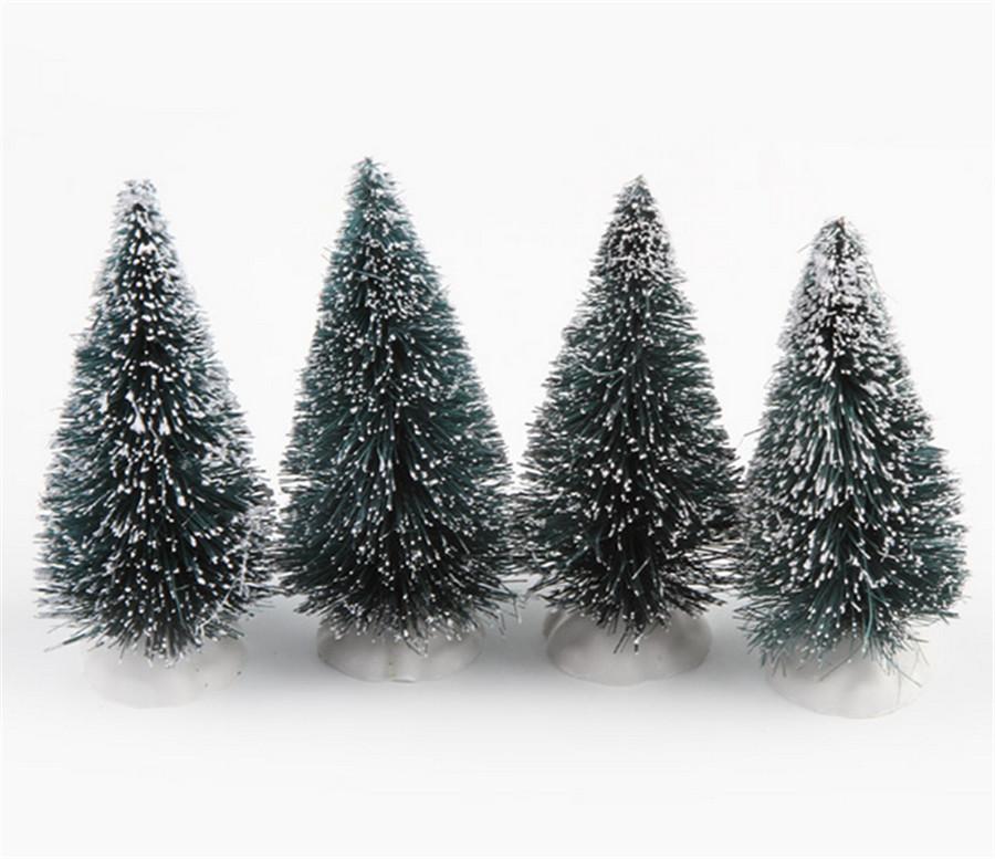 unid artificial mini rbol de navidad del partido del festival adornos de navidad regalo de