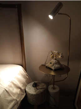 Phube Lighting Modern Marble Floor lamp Coffee Table Floor Lamp LightStudy Room Living Room Floor Lamp Lighting