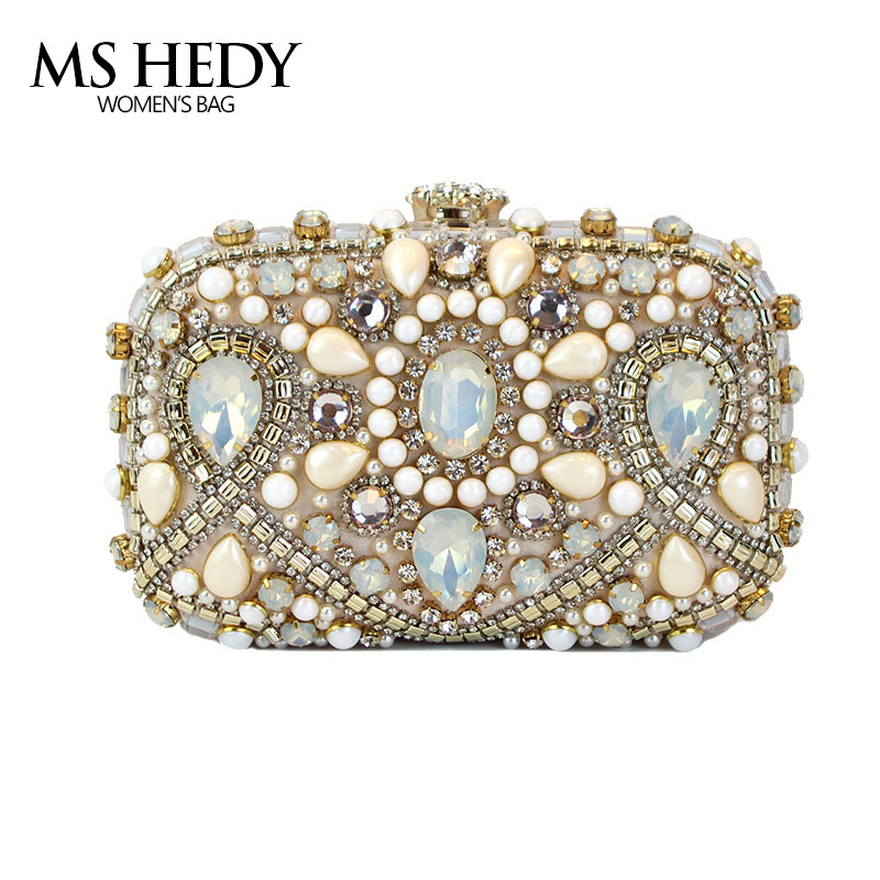 Luxury Handbags Women Bags Designer Clutch Purse Crystal Rhinestone Evening Bag Shoulder Chain Hand Bag famous brand luxury handbags 2017 designer women shoulder bags blue messenger bags small box bag clutch evening bag purse bolsos