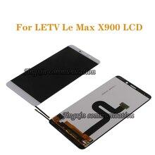 """6,33 """"для LeEco Letv Le Max X900 ЖК дисплей + кодирующий преобразователь сенсорного экрана в сборе Замена Le Max Letv X900 LCD Бесплатная доставка"""