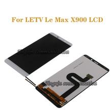 """6.33 """"dla LeEco Letv Le Max X900 wyświetlacz LCD + ekran dotykowy Digitizer wymiana zespołu Le Max Letv X900 LCD darmowa wysyłka"""