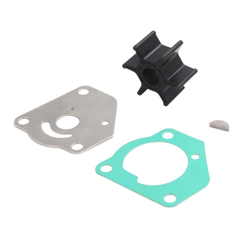 New Water Pump Impeller Service Kit For Suzuki DT8C DT9.9C 17400-92D01 18-3255