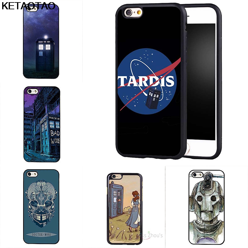 Phone Bags & Cases Phone Bumper Ketaotao Tardis Box Doctor Who Phone Cases For Samsung S3 S4 S5 S6 S7 S8 S9 Note 4 5 7 8 Case Soft Tpu Rubber Silicone Factories And Mines