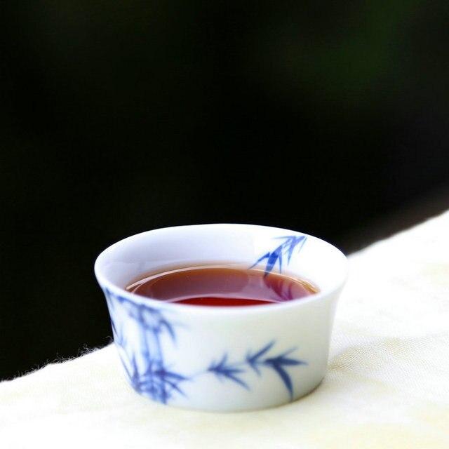 Yunnan Big leaf ancient tree Tuocha puer tea 100g  Yunnan Mountain Puer  puer Tea puerh Cooked pu erh Tea
