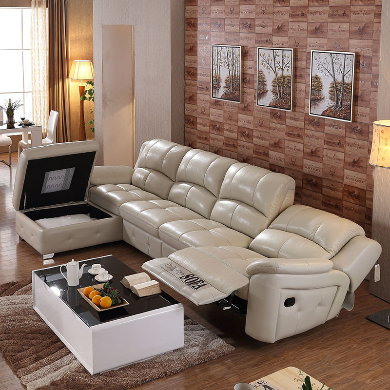 big living room sectionals tropical rooms ideas l shape modern extend bonded leather sofa set for ce 105c