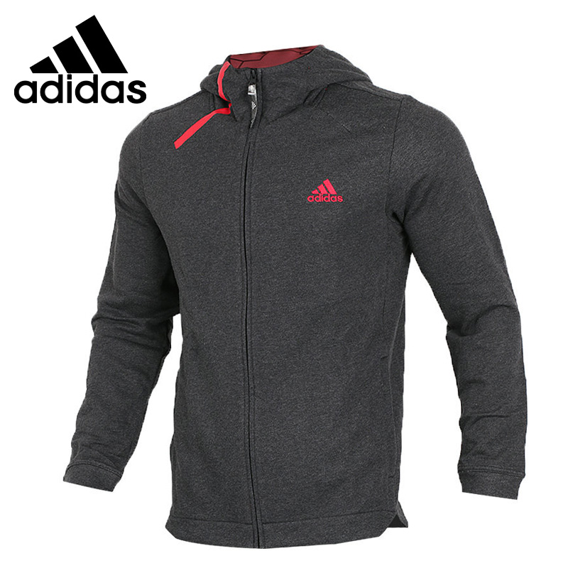 Original New Arrival 2018 Adidas ELEC CNY HDY Men's jacket Hooded Sportswear цена