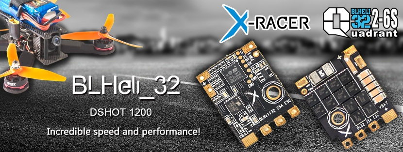 X-Racer Quadrant 2-6S 35A 32Bit BLHeli_32 ESC - Kamera i foto - Foto 6