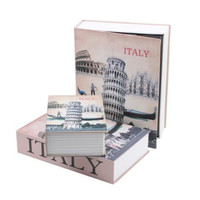 WOFO Dictionary Secret Book Security Dictionary Money Hidden Secret Security Safe Lock Cash Money Box 24