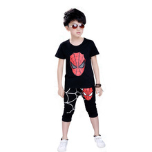 Spiderman Sports Suit for Boys