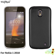 For Fitted Cases Nokia 1 Case Soft Silicone TPU Bumper Housi
