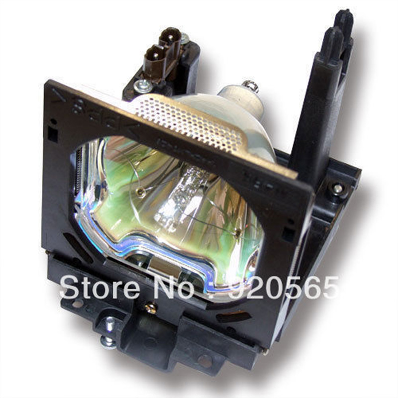 Replacement Projector Lamp With Housing POA-LMP80 / 610-315-7689 For SANYO PLC-EF60/ PLC-EF60A/ PLC-XF60/ PLC-XF60A poa lmp18 610 279 5417 for sanyo plc xp07 plc sp20 plc xp10a plc xp10ba plc xp10ea plc xp10na projector bulb lamp with housing