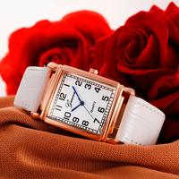 Women Casual Checkers Faux Leather Quartz Analog Wrist Watch of 2017 AUG 19-19 *-*