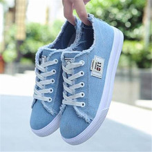Women's white shoes female Korean version of the new flat canvas shoes female students casual Sneakers Fashionable shoes стоимость