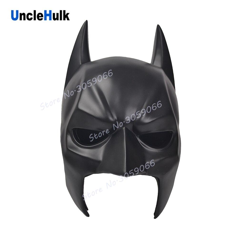 Batman Helmet Faceshell (Non-Toxic ABS plastics) - Cosplay Props | UncleHulk