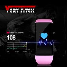 Новый TK04 Bluetooth 4.0 fit бит Smart запястье inteligente браслет сердечного ритма Мониторы для телефона лучше, чем fitbit ID107 2 mi