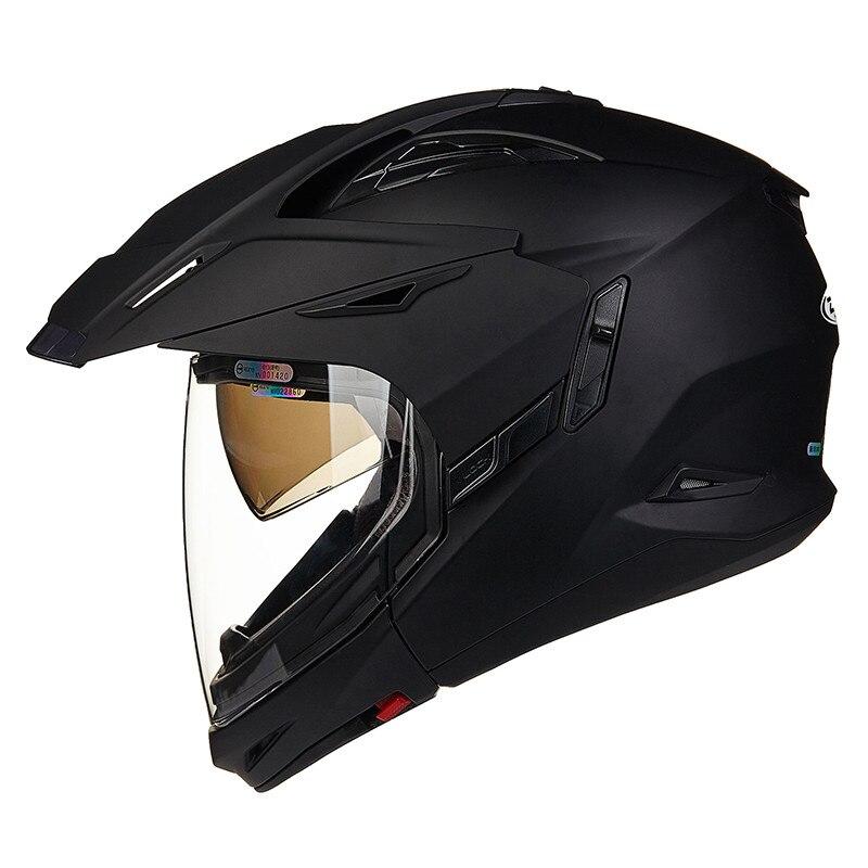Moto Face ouverte Casque Moto modulaire 613B2 Capacetes Motociclismo Cascos Para Moto Casque Motocross casques