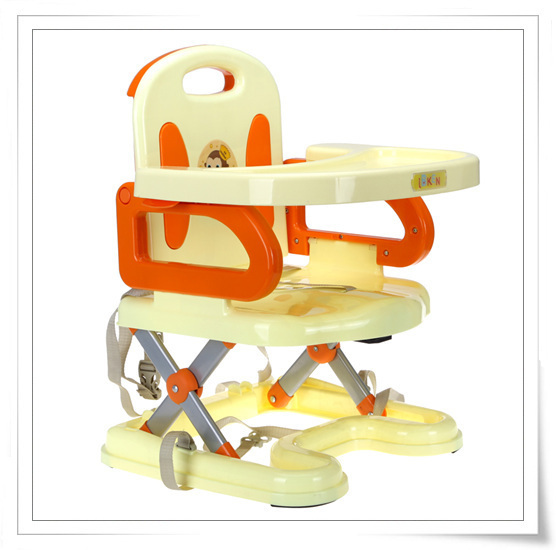 Protable Folding baby dining chair feeding booster seat  kids multifunctional silla comer table chairs draagbare stoelverhoger