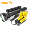 Super Bright 25000 Lumen 5 Mode 18* XM-L L2 LED Flashlight Strong Torch Flash Light lampe torche For Outdoor Hunting