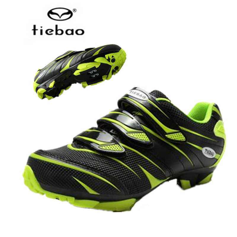 TIEBAO sapatilha ciclismo mtb Athletic Cycling Shoes mens 2017 Mountain bike Bicycle men Sneakers women Racing superstar shoes