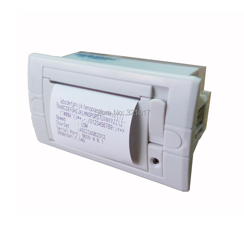 Spare parts of Autoclave Internal Printer For SUN Series Dental Autoclave Free Shipping