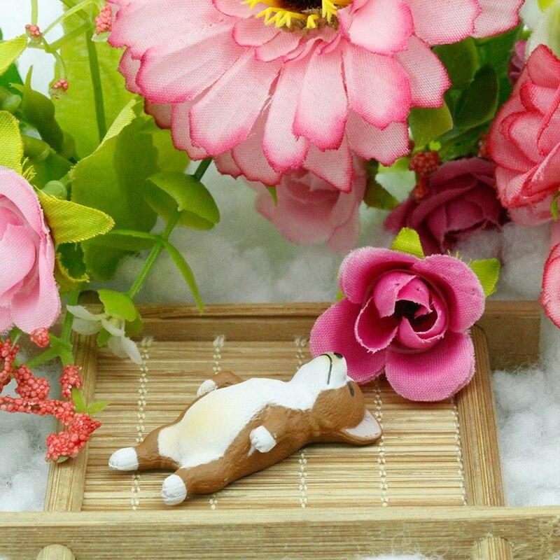 100% Quality Cute Corgi Animal Fridge Magnet Refrigerator Photo Sticker Gift Collectibles