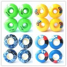 ¡Nuevo! 4 Uds. De ruedas para monopatín De EE. UU., ruedas para monopatín De 50 54mm, ruedas para monopatín De PU