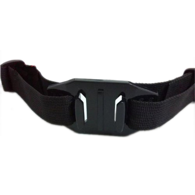 Outdoor Sport Camera Cycling Video Helmet Action Camera Strap For GoPro HD Hero 7/6/5/4/3/3+/2/1