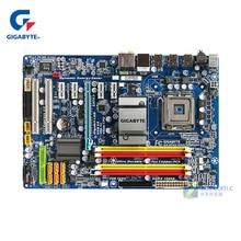 Gigabyt GA-EP45-UD3L EP45-DS3L Motherboard LGA 775 DDR2 Desktop Computer Mainboard 16GB EP45-UD3L P45 Used 5 PCI-E Mining Slots