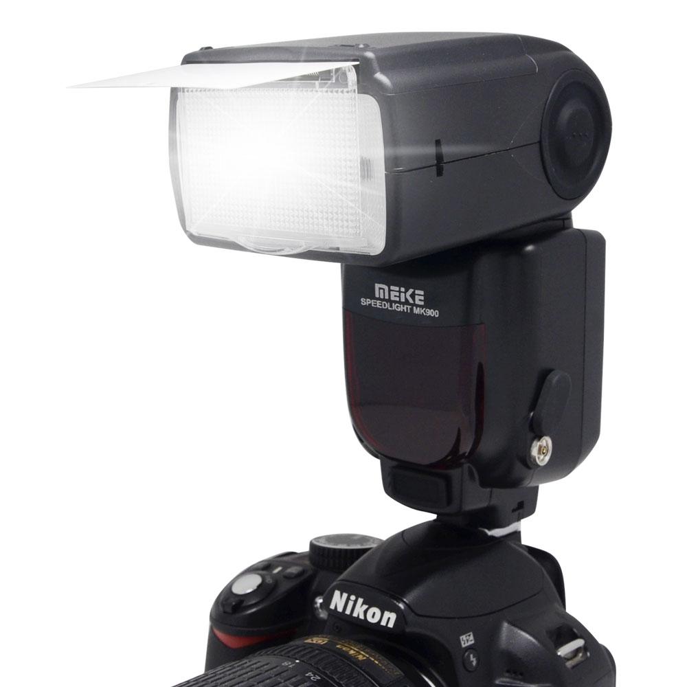 Meike MK-900 TTL i-TTL LCD Flash Speedlite for Nikon SB-900 D7100 D7000 D5100 D5200 D800 D800E D600 D300 VS YN-565EX II meike mk 900 i ttl flash speedlite for nikon flash softbox diffuser the function as sb 900