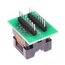 1 шт. SOP16 к DIP16 SOP16 отложным воротником DIP16 SOIC16 к DIP16 IC гнездо программиста адаптер гнездо