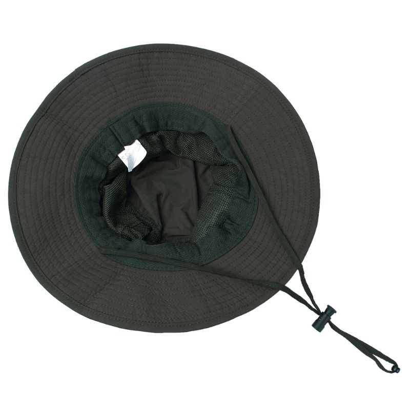 Outdoor Mesh Cap Omnidirectional 360 Degree Sunscreen Anti mosquito Hat For Collecting Honey Jungle Climbing Rock Fishing Caps in Fishing Caps from Sports Entertainment