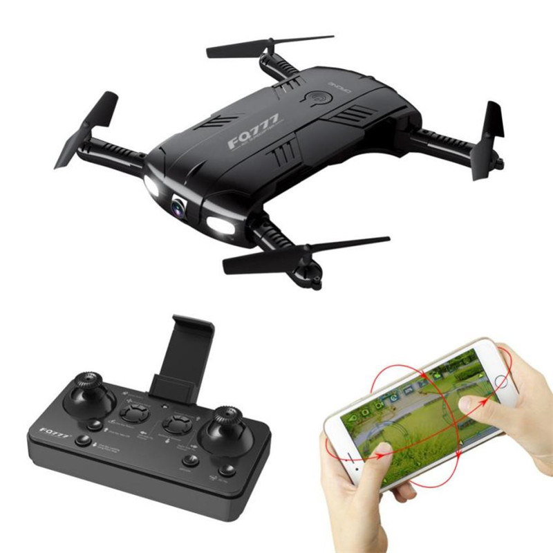 JJRC FQ777 FQ05 6-Axis Gyro 2.0MP Wifi Fpv Drone Camera Selfie Foldable Quadcopter Two Battery high quality free shipping MM4 free shipping mjx x800 6 axis gyro quadcopter 3d roll w c4005 wifi fpv cam 2 motor battery