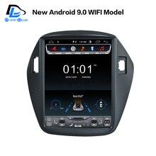 32G rom android 9,0 навигационная система вертикального типа радио bluetooth стерео плеер для hyundai ix35 автомобильный мультимедийный плеер